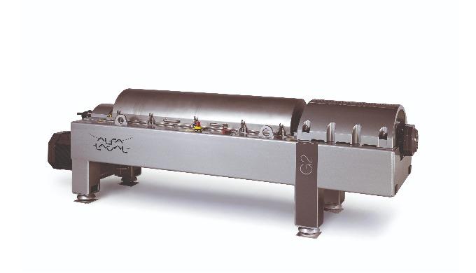 Décanteurs centrifuges