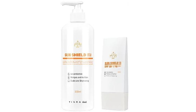 The active ingredient protecting skin protects skin from UV rays and harmful elements by double blocking UV / A and UV /