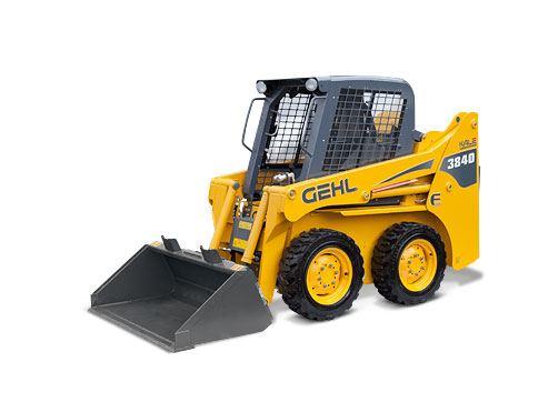 Alquiler de mini cargadoras Mini cargadora 501S 1.800 kg