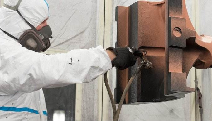 Wet coating / powder coating Optimum quality surface finishes. Give your product the required corrosion protection. Hot-