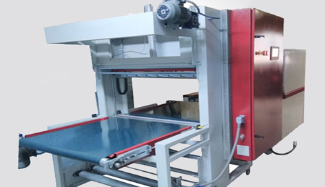 K4 Mobilya için Tam Otomatik Shrink Ambalaj Makinası