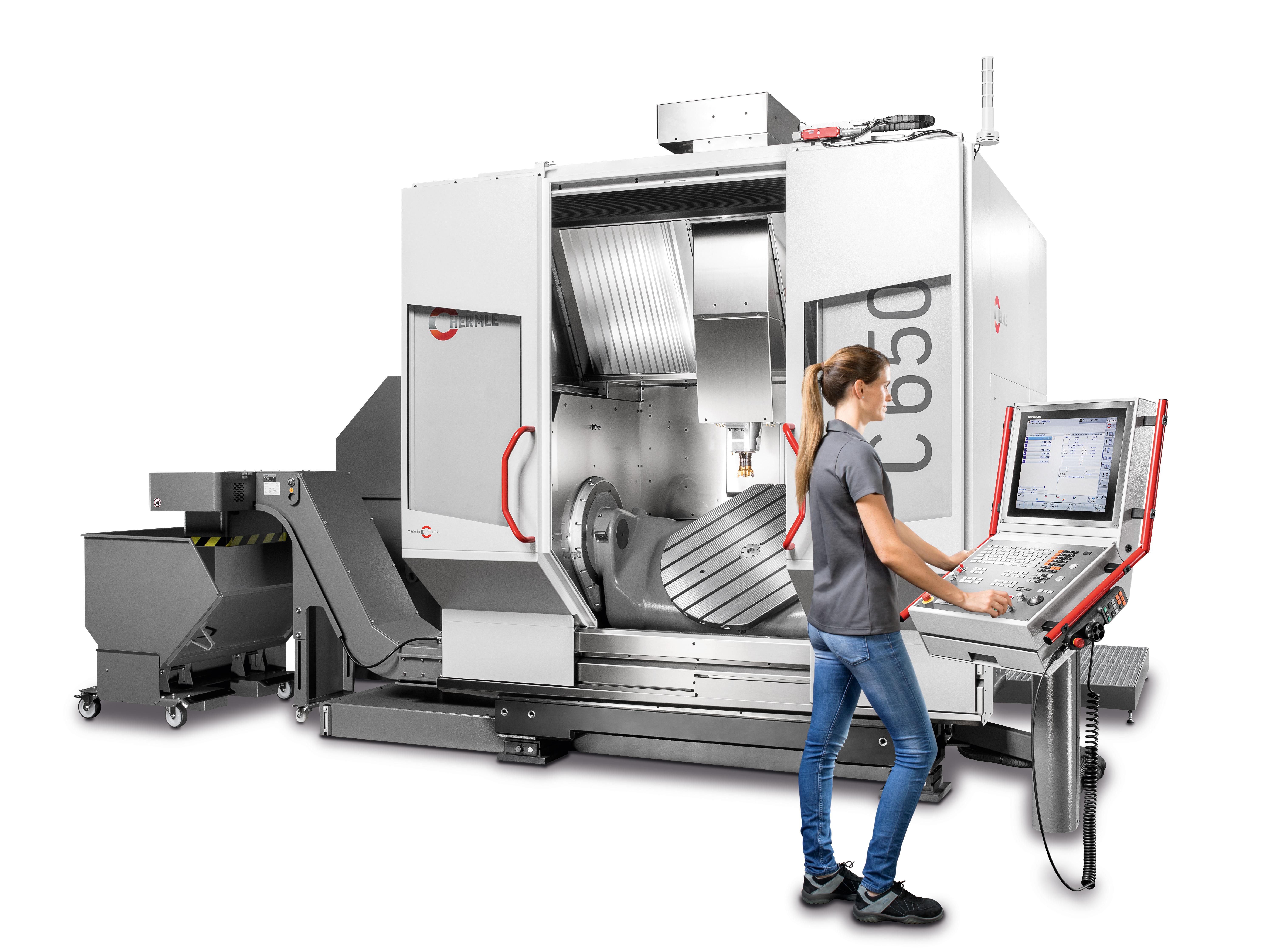 New machine model C 650