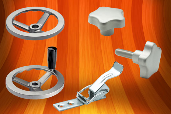 High performing stainless steel standard components from Elesa