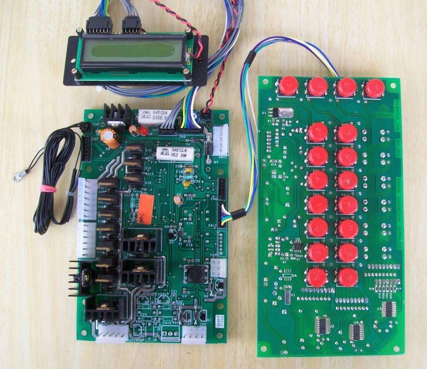 PMV5341 2V0 WITH KEYBOARD LCD