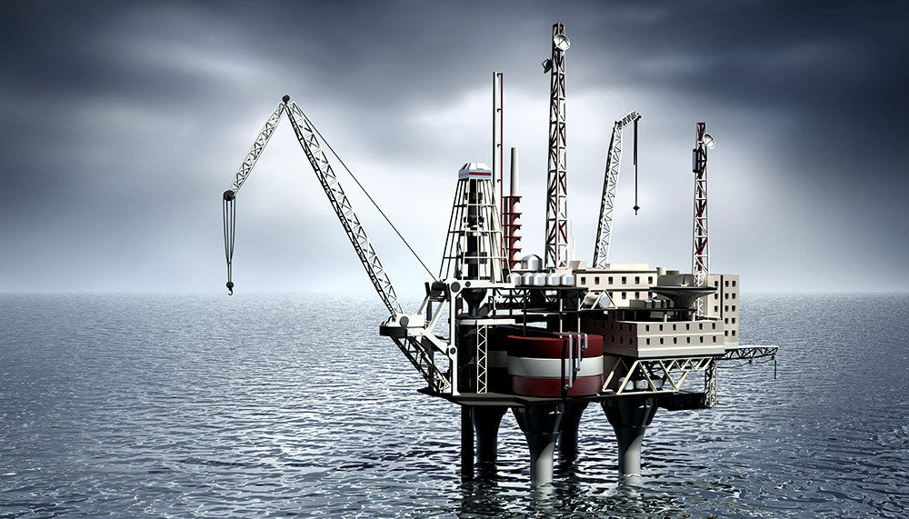 Konektory TENEO na ropných plošinách