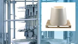 Výrobky z litého polyamidu Vzhled: Speciální lité součástky jsou přesnými odlitky, které se podobají finálním produktům.