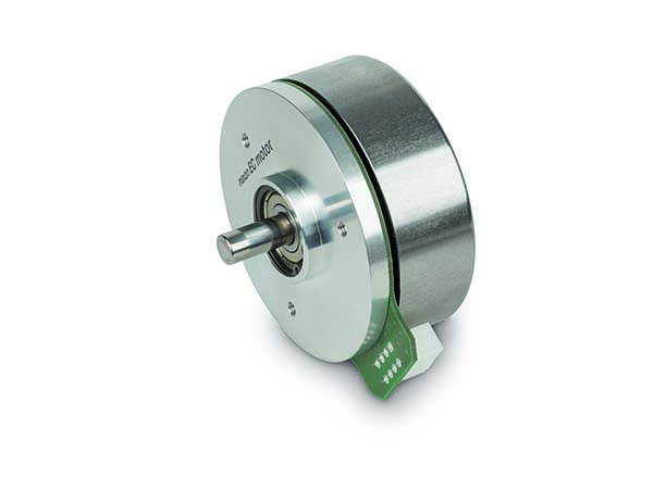 A flat motor for high torque