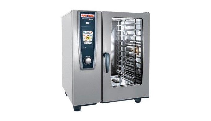 Конвекционная печь RATIONAL SelfCookingCenter® 5 Senses.