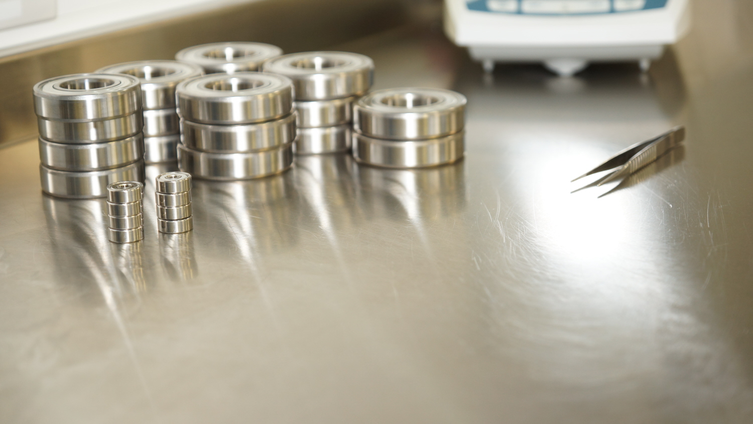 Bearings for those who aren't bulking up