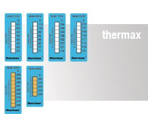 Självhäftande temperaturindikatorer