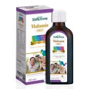 Multivitamin Syrup for Children Pharmaceutical Glass Bottles