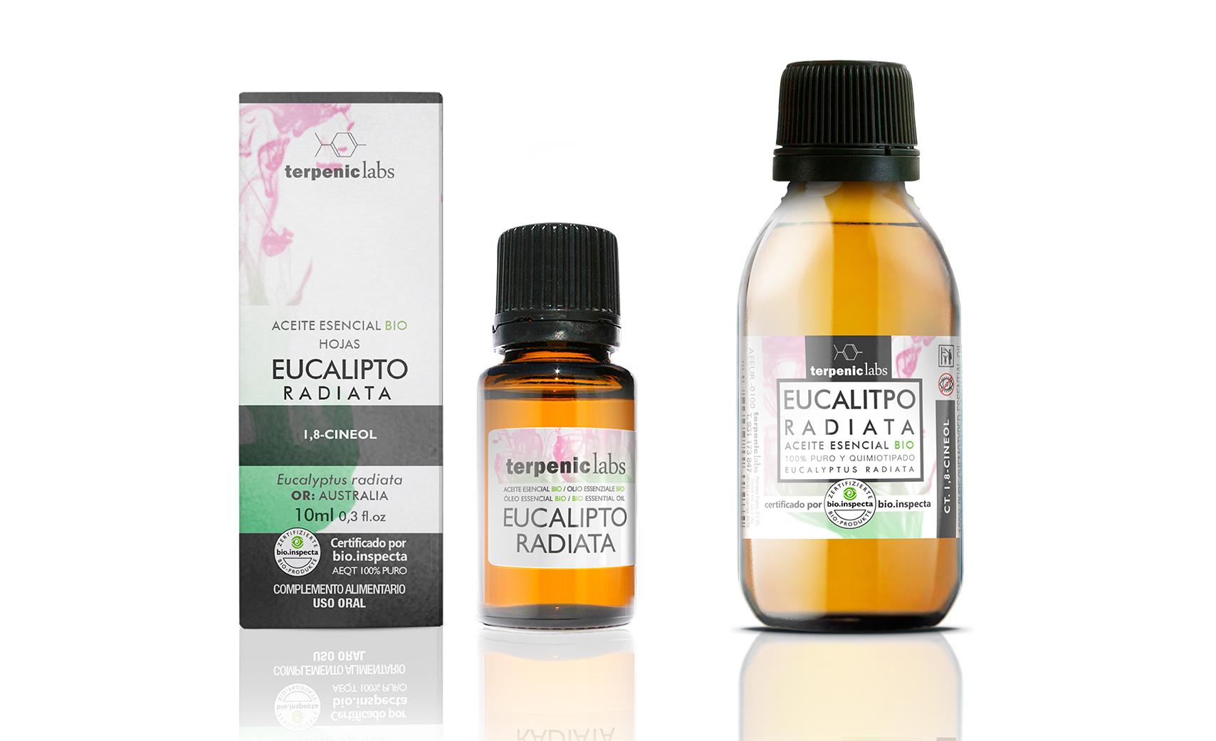 Eucalipto Radiata - Terpenic Labs