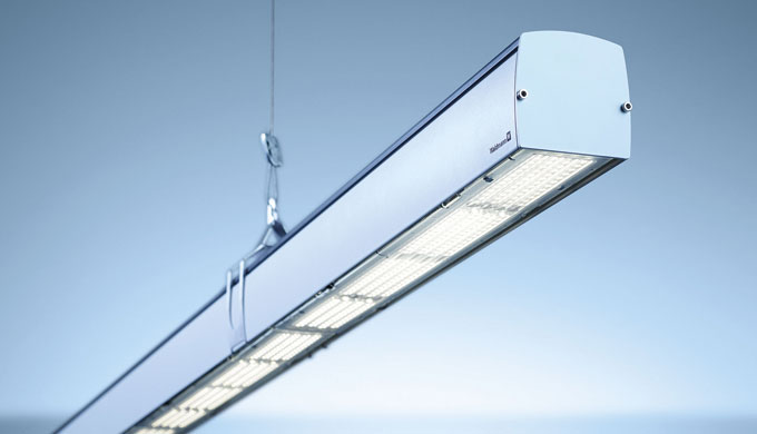 TAUREO unterstreicht die Bedeutung von Waldmann als Qualitätsmarke für hochwertige Beleuchtungslösungen am Arbeitsplatz: