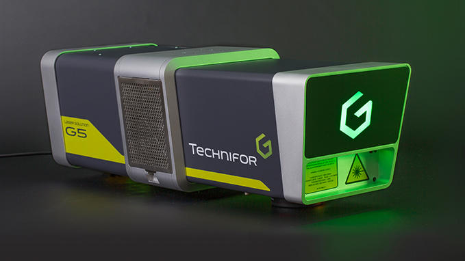 Equipos de marcaje láser Serie Verde (Technifor)
