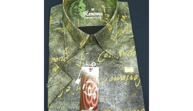 Coton Lycra-shirts pour les hommes