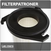 KonfAir - Filterpatroner