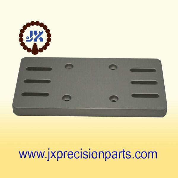 Automatic equipment parts processing