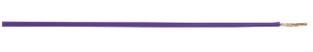 Kopplingsledning med PVC-isolering för extra flexibla applikationer.