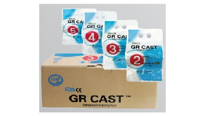 GR CAST ㅣ orthopedic casting tape