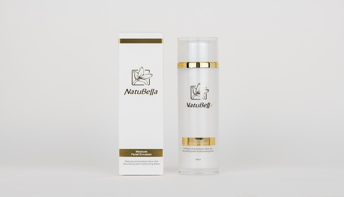 This Premium moisture emulsion with Ceramide one of the components of the skin barrier keep your skin healthy while swee