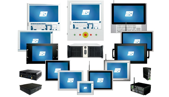 Nuestra gama de ordenadores industriales destaca por su robustez y estanqueidad, además de adaptarse al entorno de traba