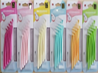 KB Interdental Brushes (L-Type) -for Molar