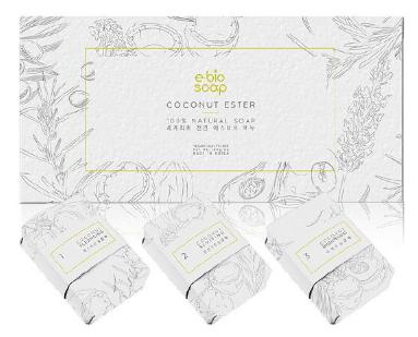 eBio Natural Coconut Soap