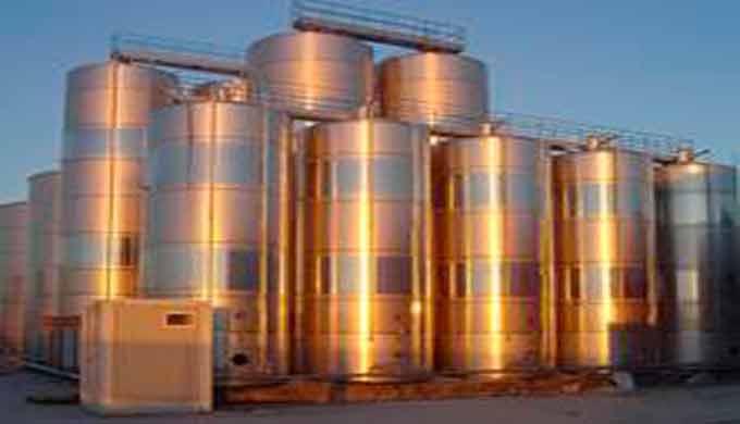Depósitos y tanques de acero inoxidable para la industria