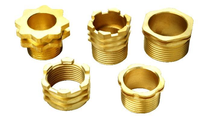 Brass CPVC & PVC Inserts