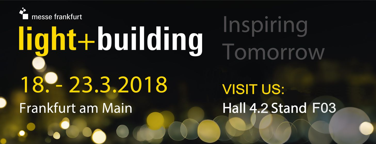 2018 Light and Building Exhibition