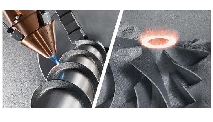 TRUMPF ofrece ambas tecnologías láser relevantes para la fabricación aditiva: Laser Metal Fusion (fusión por láser basad