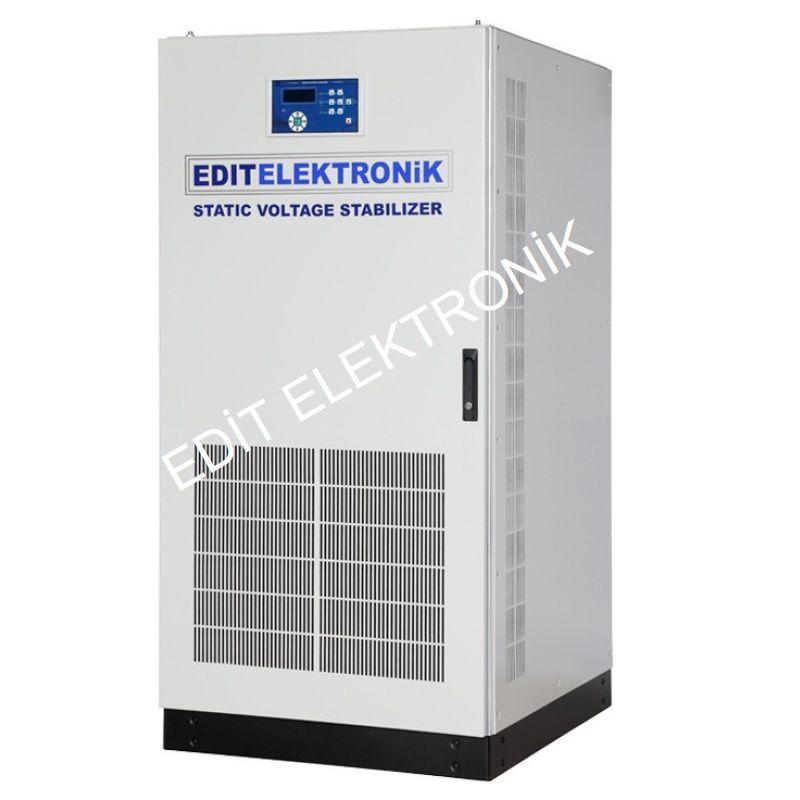 Three-phase voltage stabilizer / AC / static 120 - 150 kVA IMP-3P120 ...