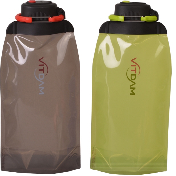 foldable water bottle 860ml,