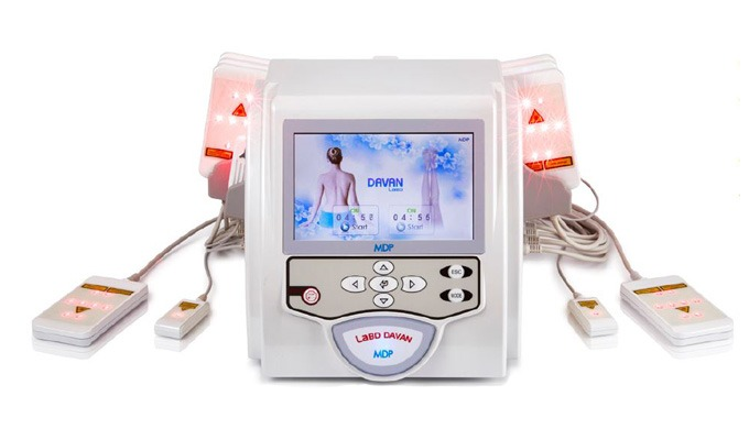 LaBD Davan is a non-invasive device with Low Level Laser penetrating beneath subcutaneous part of skin and initiating ce