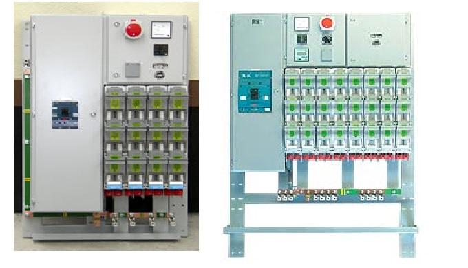 Distribuční rozvaděče pro elektrické rozvodny