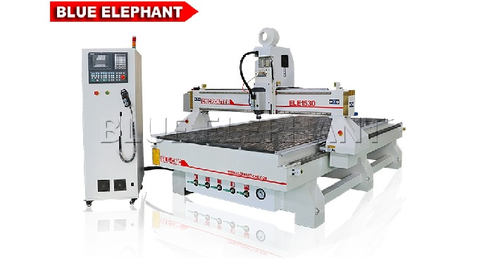 ELECNC-1530 3 Axis CNC Wood Router Machine
