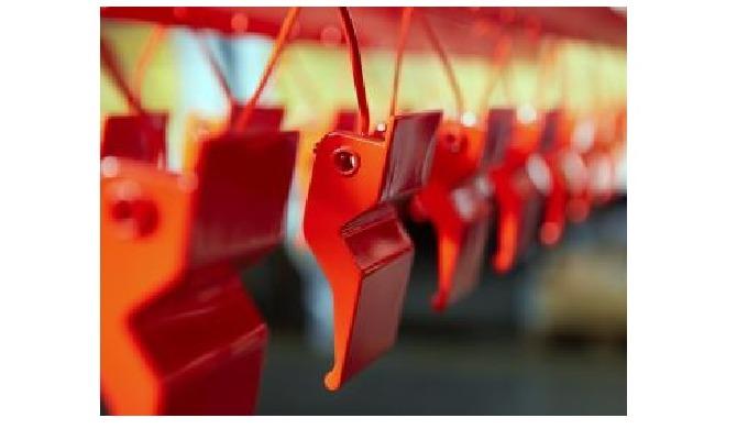 Colorprofi s.r.o. Boskovice – průmyslové lakování kovových i nekovových součástí  Naše firma se specializuje se na povr