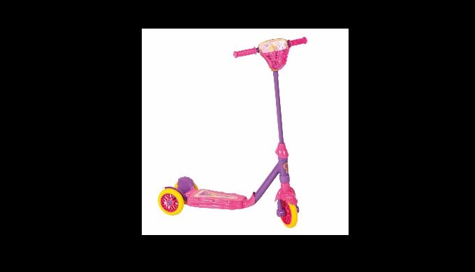 Güçlü Scooter