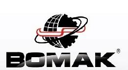 Bomak Makina imalati Celik Konstruksiyon Muhendislik Metalurji insaat Taahhut Sanayi Ve Ticaret Ltd Sti, BOMAK MAKİNA