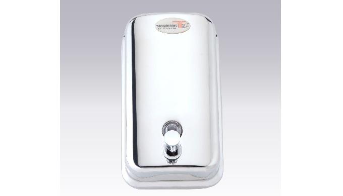 S.Steel Soap Dispenser (500 ml)