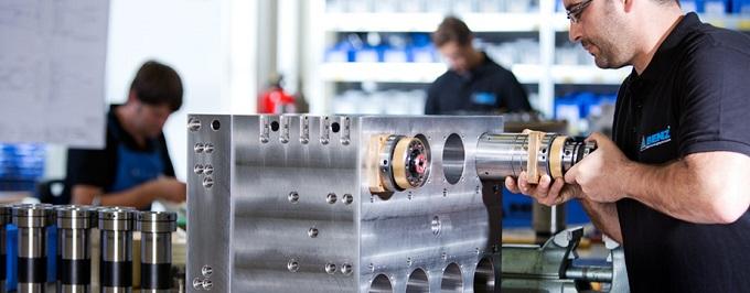 Zimmer Group le ofrece: soluciones ingeniosas e innovadores detalles con el máximo nivel técnico: tanto para componentes