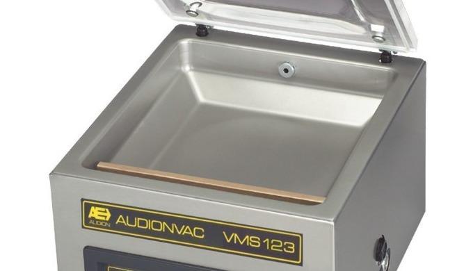 Audionvac VMS 123 | Vacuum Chamber Machine