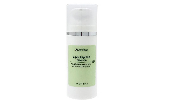 Whitening essence helps to restore the original clear skin tone. It brightens the dull and dark skin tone. ▶ Niacinamid