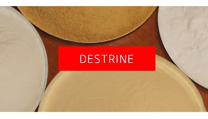 Potato starch dextrin