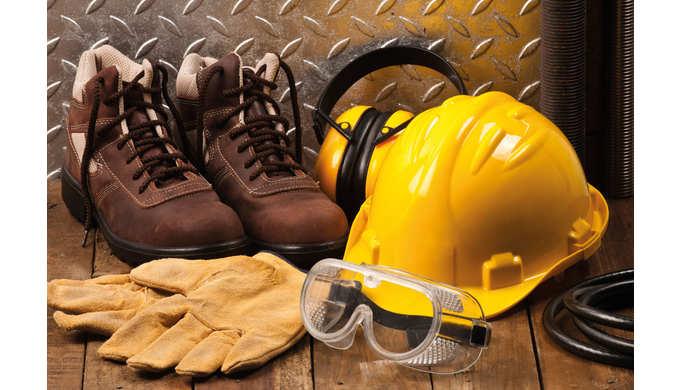 Arbeitssicherheit und Gesundheitsschutz