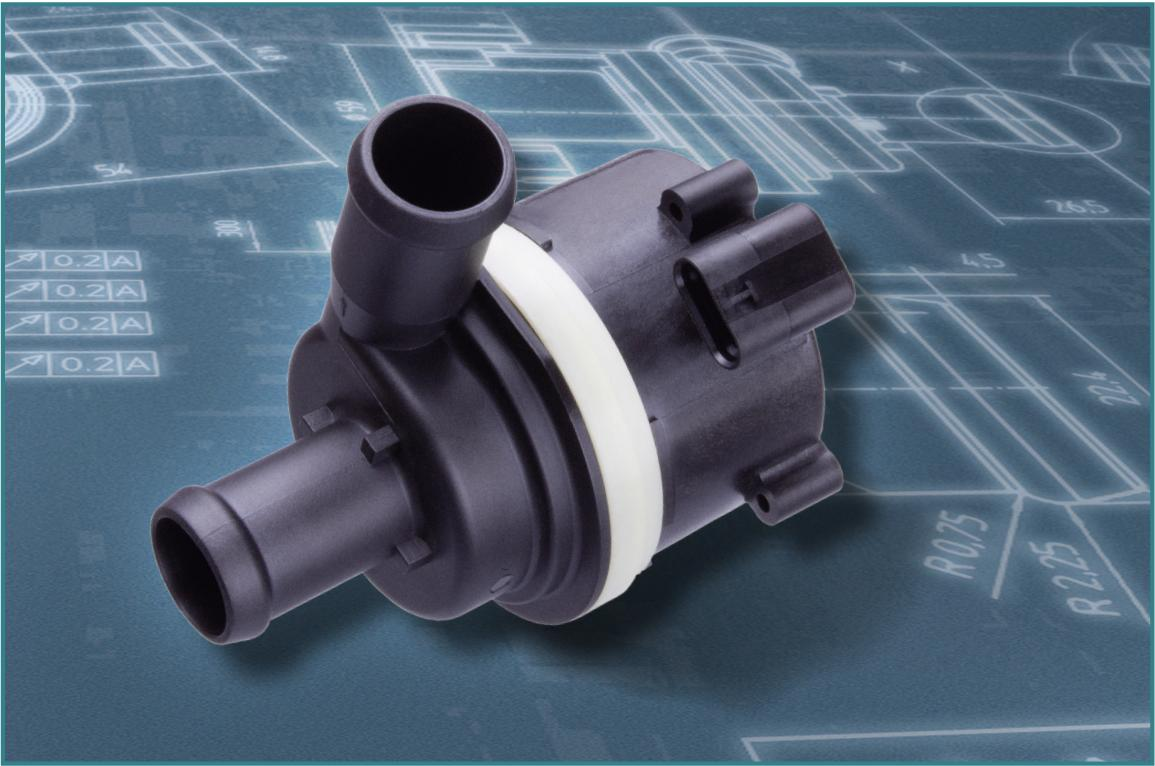 EC auxiliary water pumps bFlow C - product family up to 150W Auxiliary water pumps for stationary and auxiliary heaters,