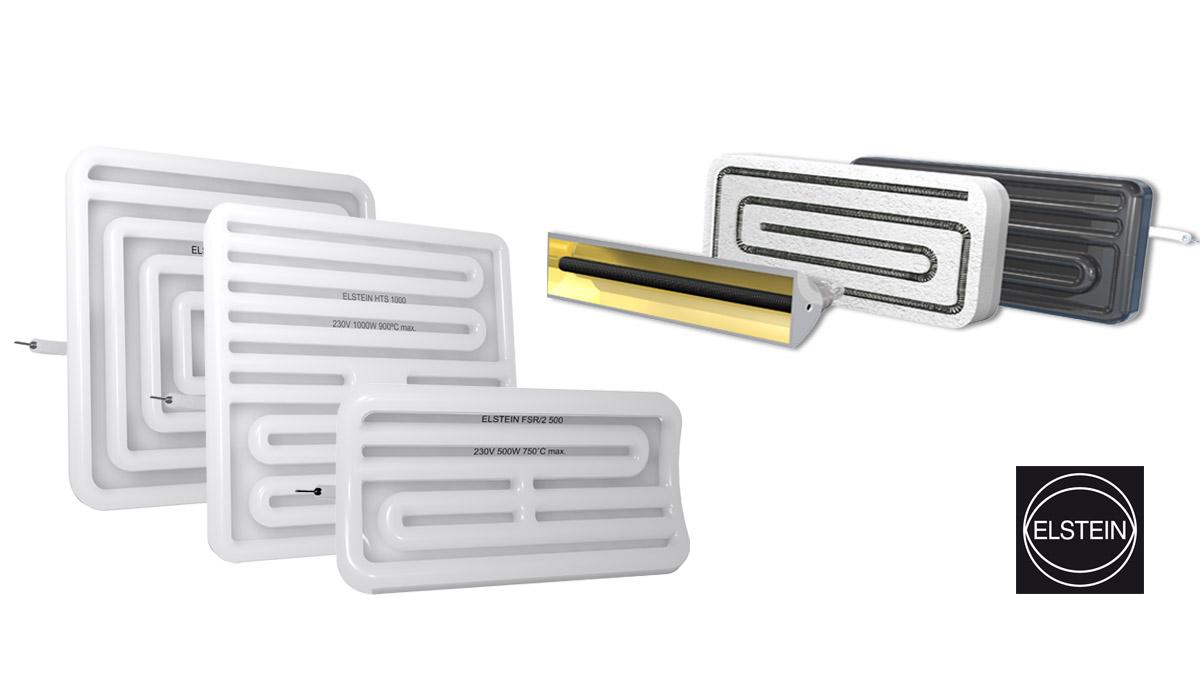 Elstein Infrarotstrahler / Elstein Infrared Heating Systems