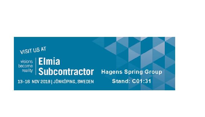 Hagens Spring Group - ELMIA Subcontractor
