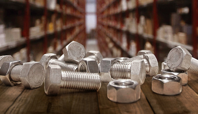Stainless steel fasteners - normed and standardized parts