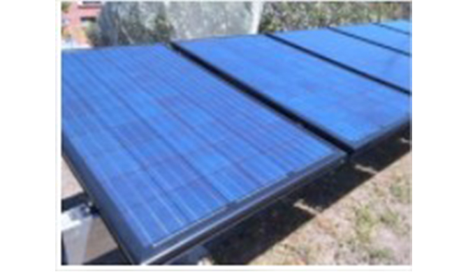 Panneaux solaires- Energie solaire